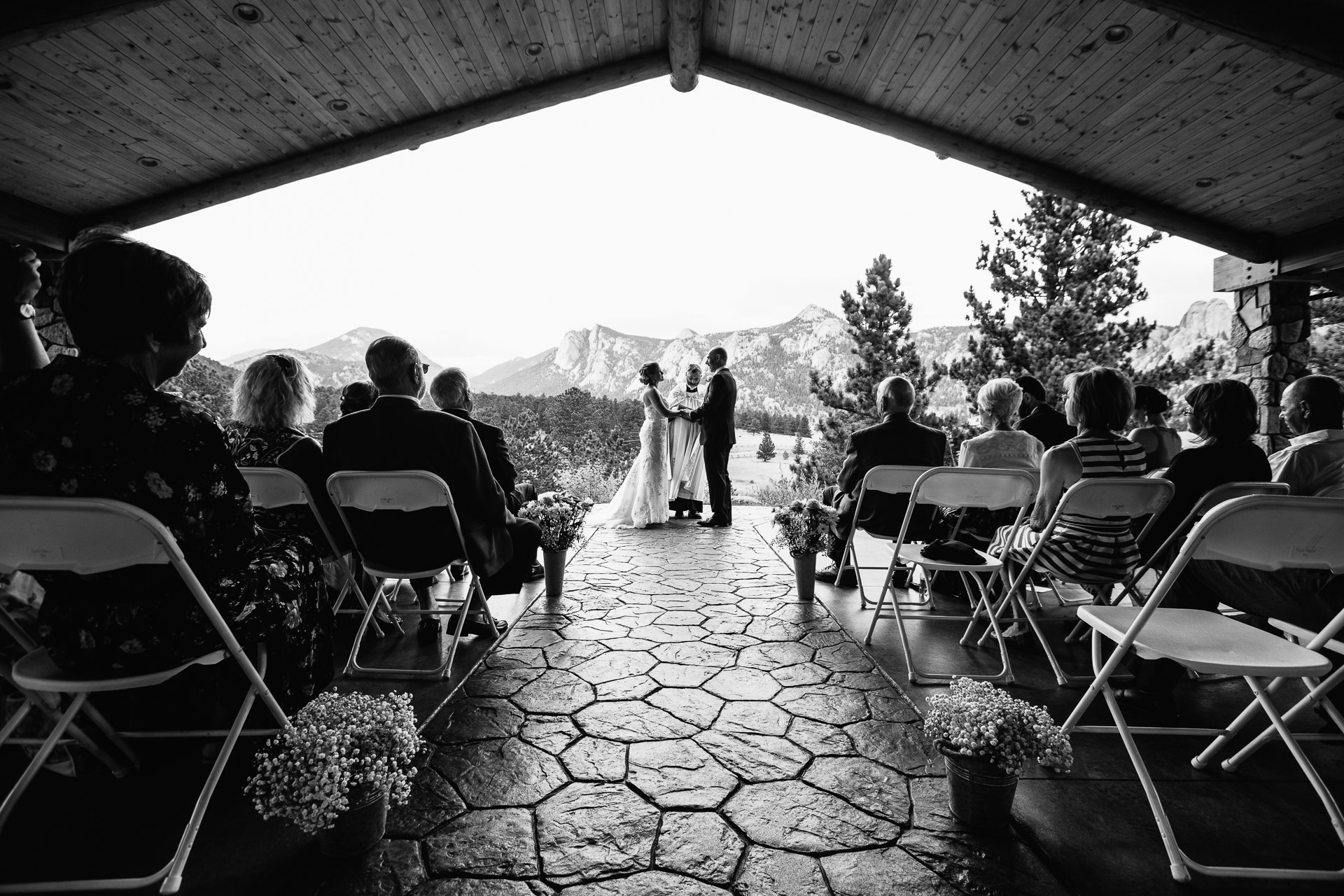Alayna and Mark Wedding at Black Canyon Inn